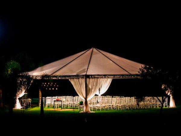 Locação de Tendas para Casamento em Curitiba